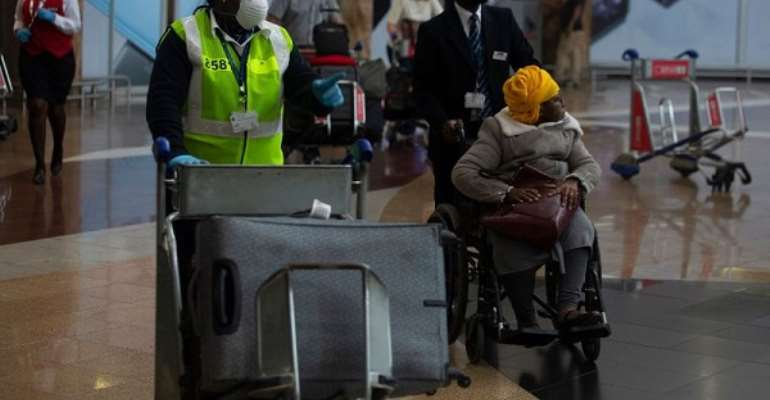 Covid-19: Second Evacuation For Ghanaians Stranded In UK Schedule For June 27