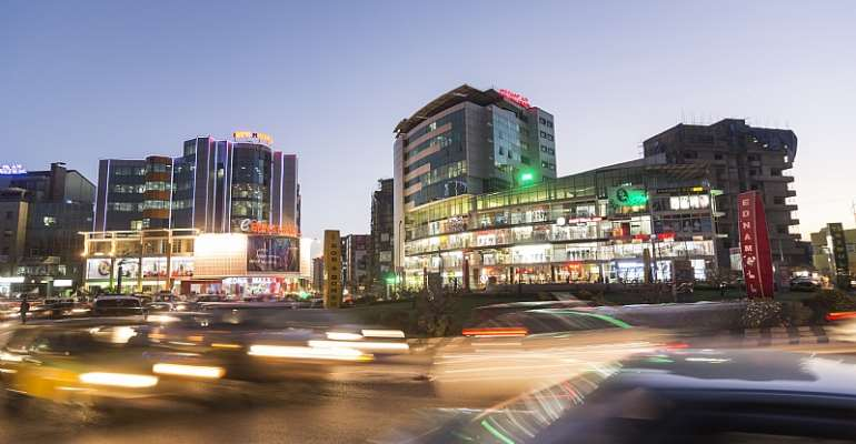 Addis Ababa, Ethiopia's capital. Plans are underway to give the city a facelift. - Source: Getty Images