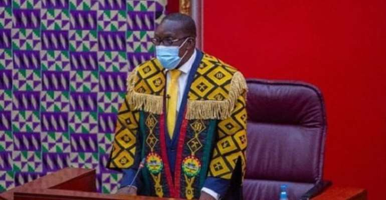 Bagbin inaugurates Parliamentary Friendship Associations Management Committee