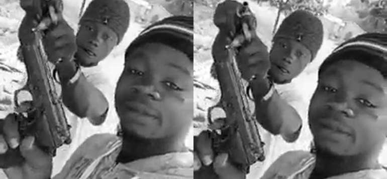 Gun-toting braggarts granted GHS50,000 bail each