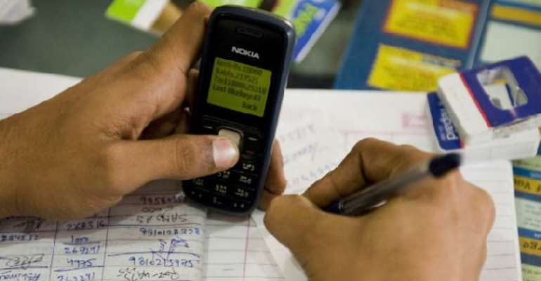 Sunyani: Machete-wielding robbers attack MoMo vendor, rob GHS5,000