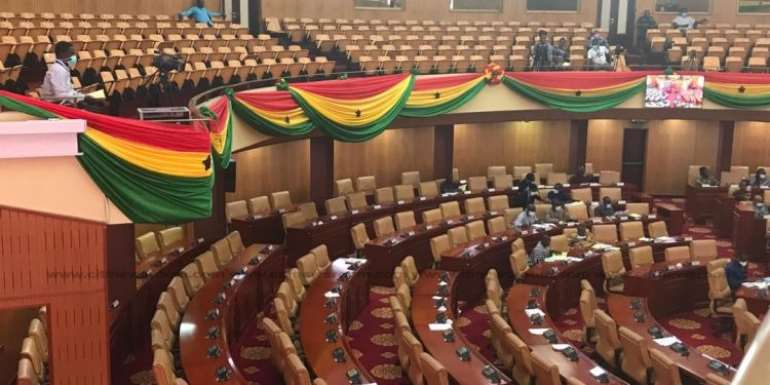 Minority MPs stage walk out on approval of deputy ministerial nominees vetted on Green Ghana Day