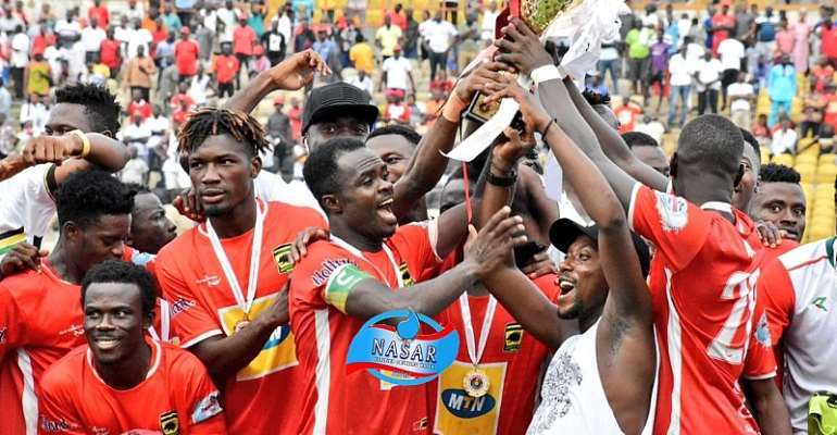 NC SPECIAL COMPETITION: GFA Congratulates Kotoko For Winning Tier 1 Competition