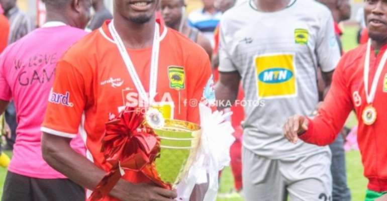 NC Special Cup: Habib Mohammed Wins First Trophy At Kotoko After Beating Karela In Tier I Final