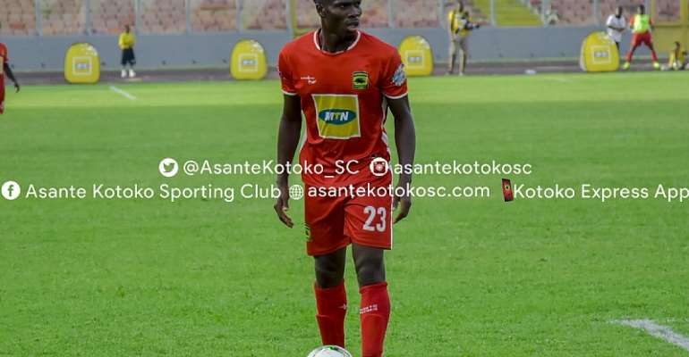 NC Special Cup: Asante Kotoko Striker Safiu Fatawu Becomes Joint Top Scorer In Tier I