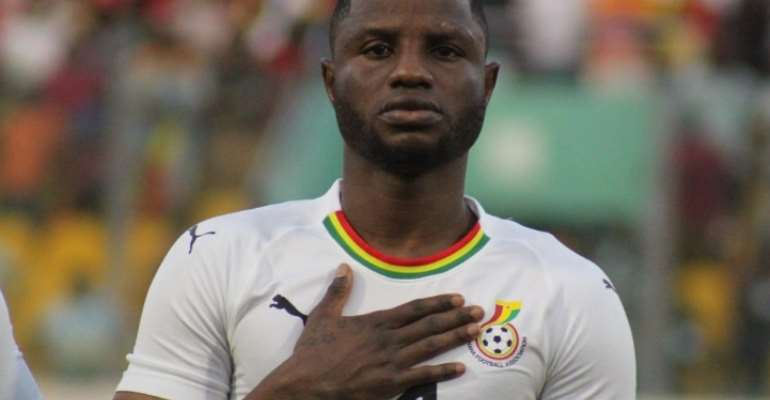AFON 2019: Christian Atsu Picks Mubarak Wakaso As Black Stars Best Player