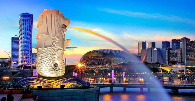 Singapore - a golden treasure of ASEAN
