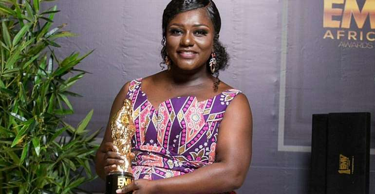 Dentaa Amoateng MBE Crowned 2019 EMY's Young Female Achiever of the Year