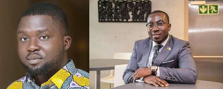 Alexander Ayertey Odonkor Ch.E & Emmanuel Amoah-Darkwah Ch.E