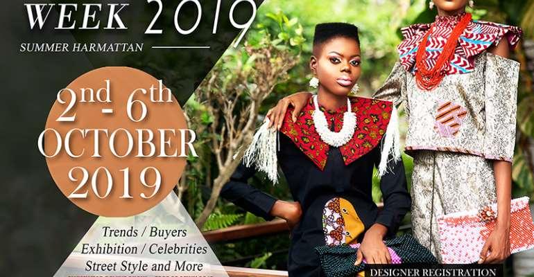 Afre Anko, Bri Wireduah & Akinko Lifestyle Set To Rock Accra Fashion Week SH19 'Year Of Return'