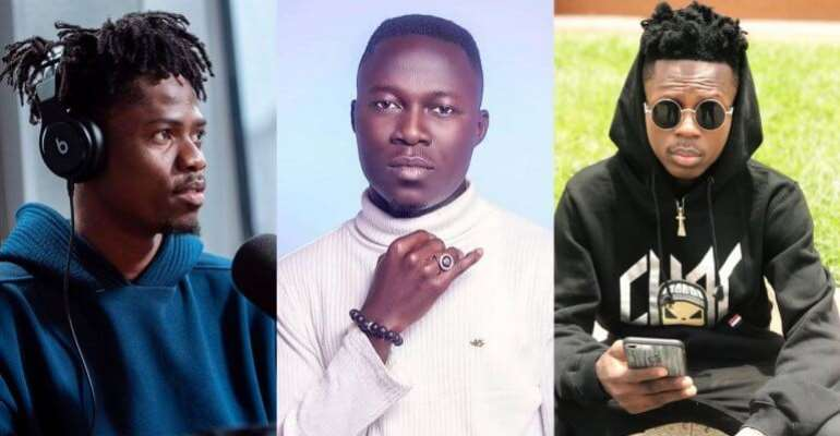 "Dr. Drilla Announces His Presence With ""I'M A GOD"" Message To Kwesi Arthur, Strongman and Medikal"