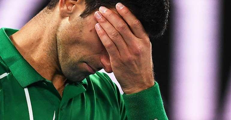 Contrite Djokovic faces barbs over behaviour during doomed Adria Tour