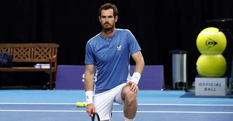 Murray expects return to 'high level' after injury woes