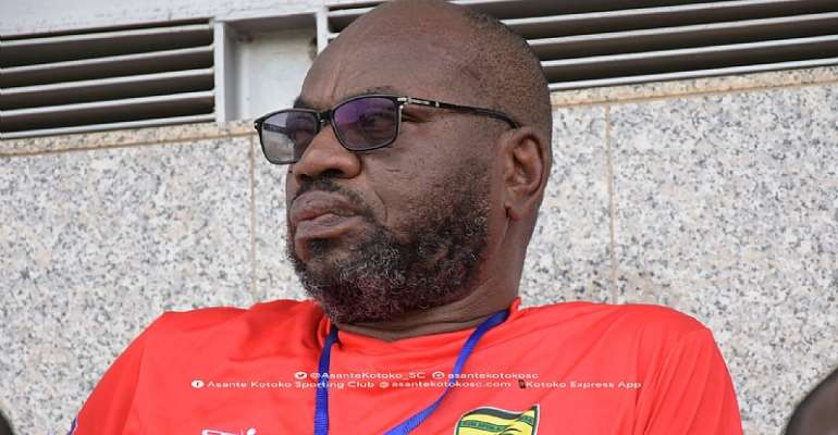 I Have Wrote To Demand My Unpaid Wages From Kotoko - Former Club CEO George Amoako