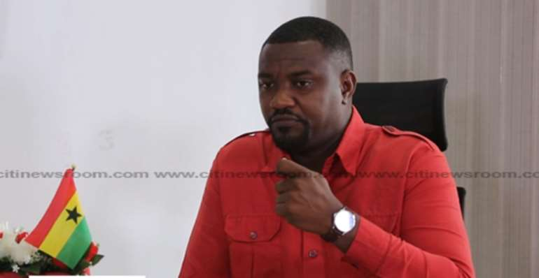 John Dumelo Deny Sharing Money To Constituents