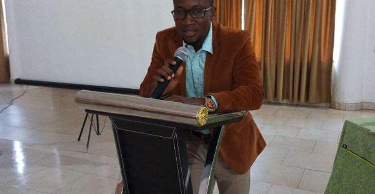 Send Ghana Northern Regional Programmes manager, Mumuni Mohammed
