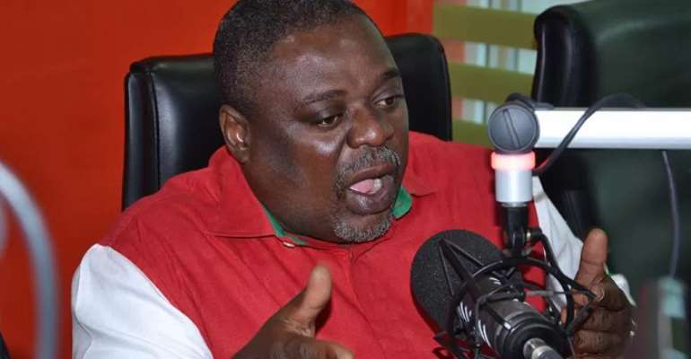 I weep for Ghana for allowing Medusa-like head judgement debts rear after Mills ended it – Koku Anyidoho
