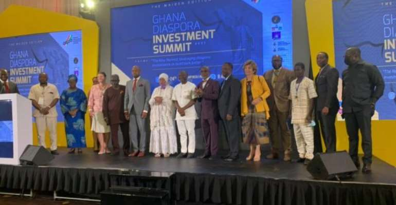 Come back home and let's build Ghana together — Finance Minister to Ghanaians abroad