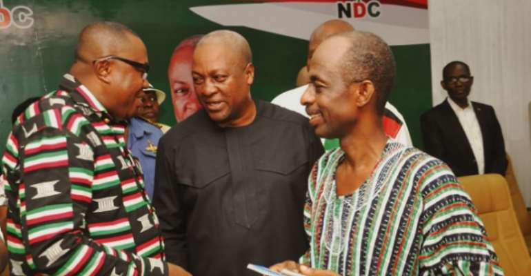 NDC Charges Sacked CEOs To Seek Justice After SC Ruling