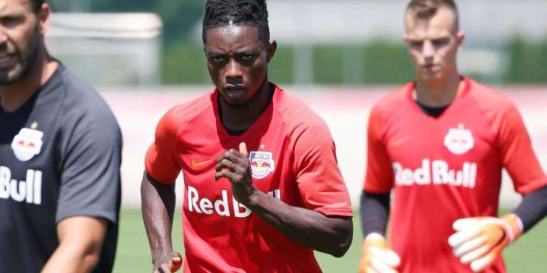 Ghanaian Duo Gideon Mensah & Majeed Ashimeru Start Preseason With Red Bull Salzburg