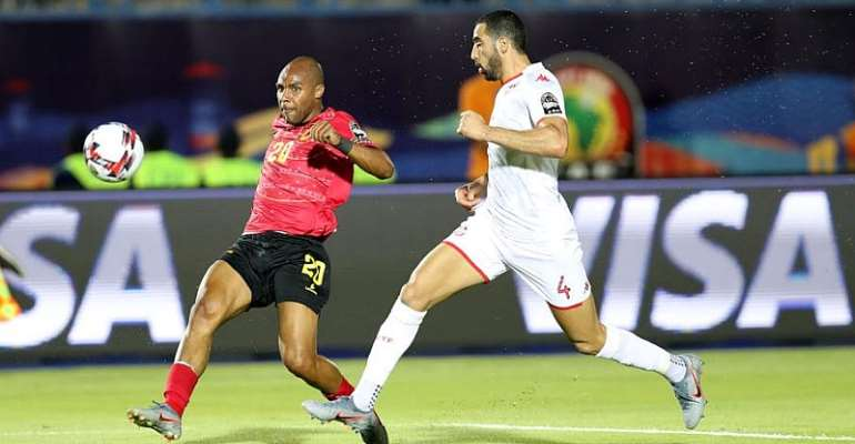 AFCON 2019: Angola Fight Back To Hold Tunisia In Group E