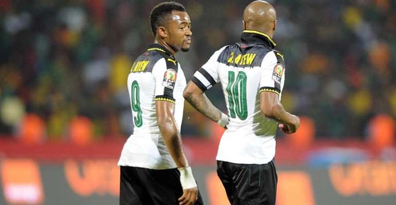 AFCON 2019: Jordan Ayew, The Stagnation Of A One-Time Ghana Prodigy