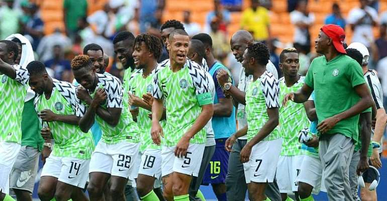 AFCON 2019: Nigeria To Get Whopping $95,000 Each For AFCON Win