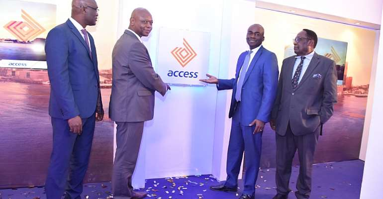 Access Bank Re-brands After Successful Merger With Diamond Bank Nigeria