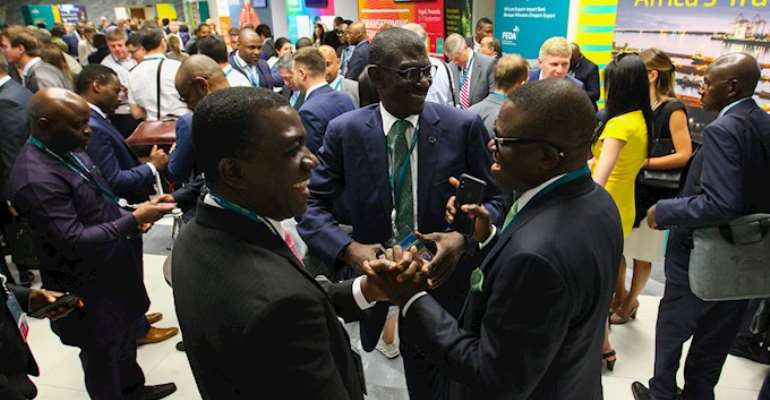 Africa Brinks At Russia's Investment