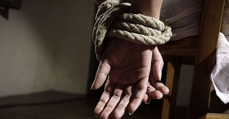 Kidnappers Will Face Death Penalty At Home As Drug Peddlers Abroad