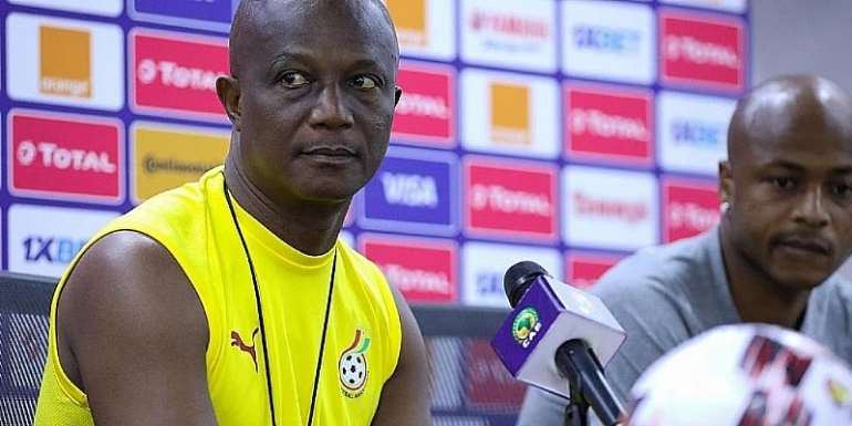 AFCON 2019: Head Coach Kwesi Appiah Express Confidence Black Stars Ahead Of Tournament Opener