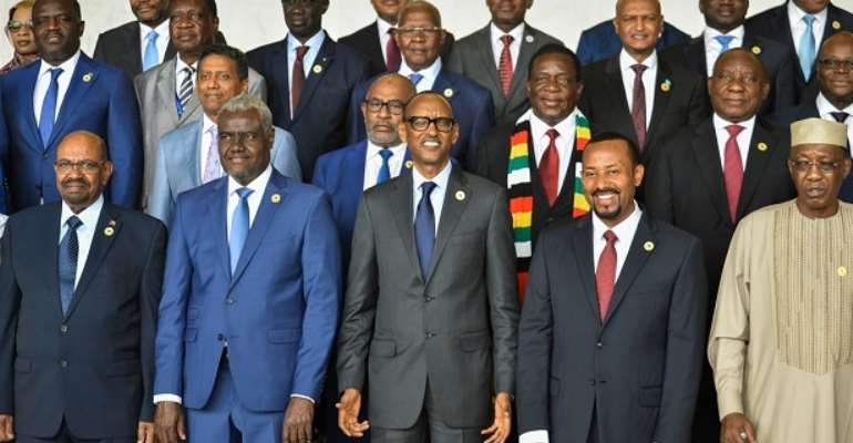 Almost all African leaders have totally disappointed the people
