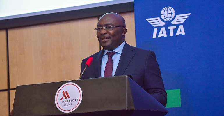 Bawumia Urges African Leaders To Work Together For Single African Air Transport Market