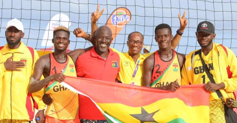 Golden Spikers Miss Gold At SAL 2019