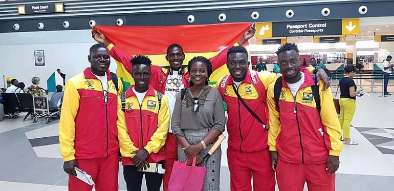 Tennis: Ghana To Take Part In Davis Cup In Congo Brazzaville