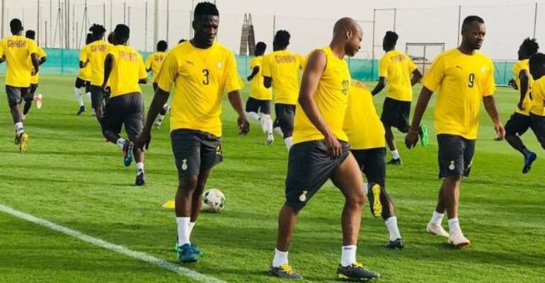 AFCON 2019: Black Stars Gets A Poem From Oswald To Win AFCON