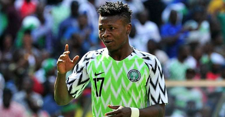 2019 AFCON: Kalu Fit To Play For Nigeria After Heart Scare