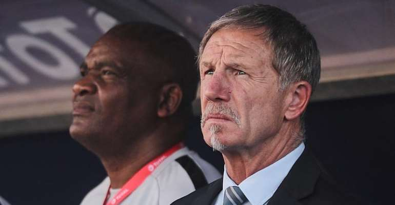 AFCON 2019: South Africa's Baxter Defiant In Defeat