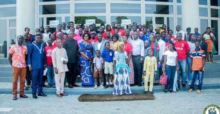 Benin Donates $200,000 To June 3 Victims