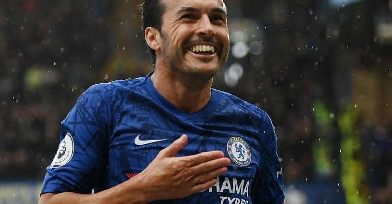 Pedro To Join Roma At End Of Season