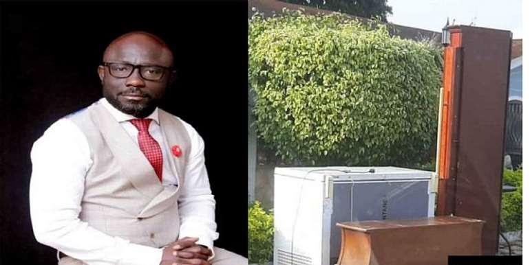 Claims of court ordering sale of Arnold Asante's properties over fraud not true