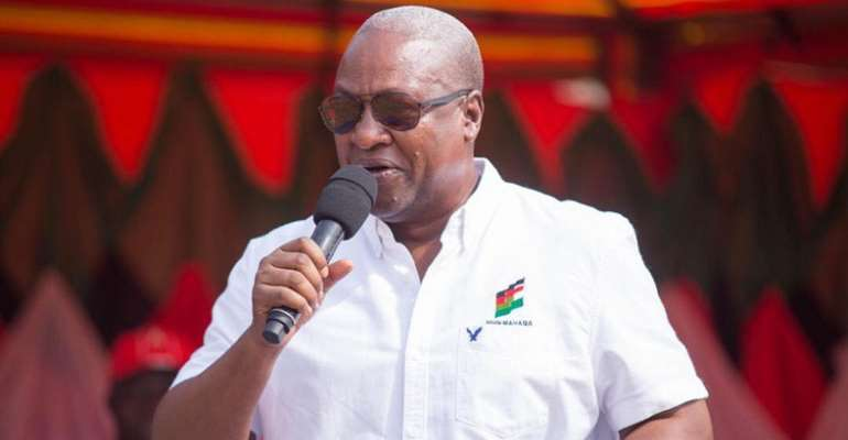 [Watch Live] Mahama Addresses The Nation Over Supreme Court Verdict On New Voters' Roll