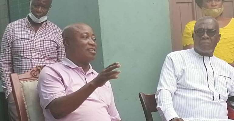 Am Sorry For Calling You A Fool When Lawyer John Kumah Visited Me — Ejisuhene To Defeated MP