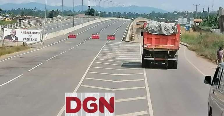 Akufo-Addo To Commissions Suhum Overpass Tomorrow