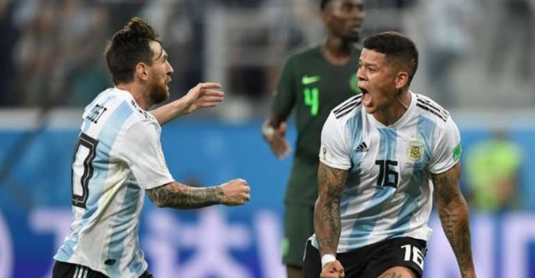 Nigeria 1-2 Argentina: Five Things We Learned