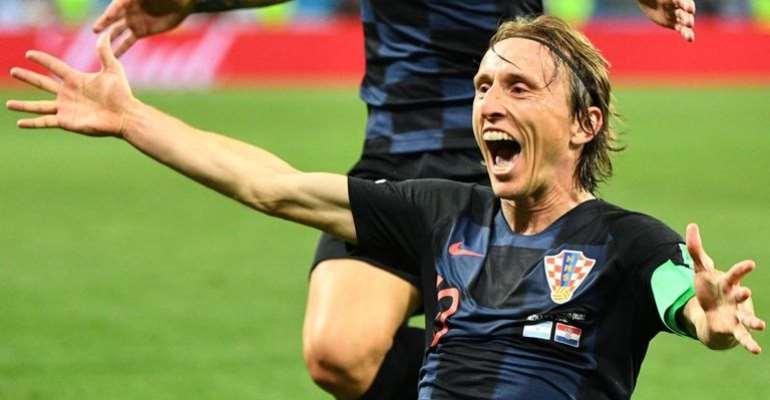 2018 World Cup:  Iceland v Croatia