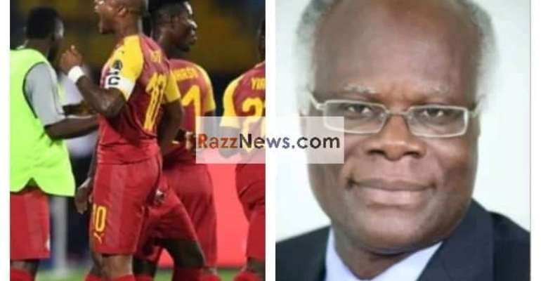 Hon.K.T Hammond Vindicated Over Black Stars' Poor Play With Benin