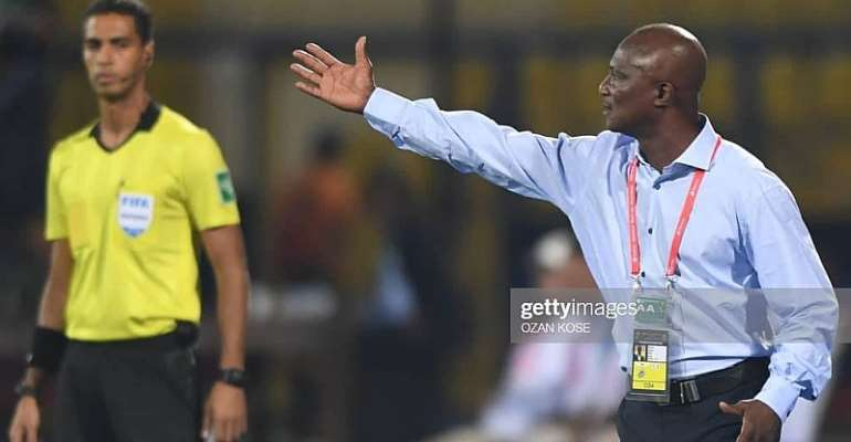 AFCON2019: Kwesi Appiah's Shirt Had A Negative Impact On Black Stars Against Benin - Laryea Kingston