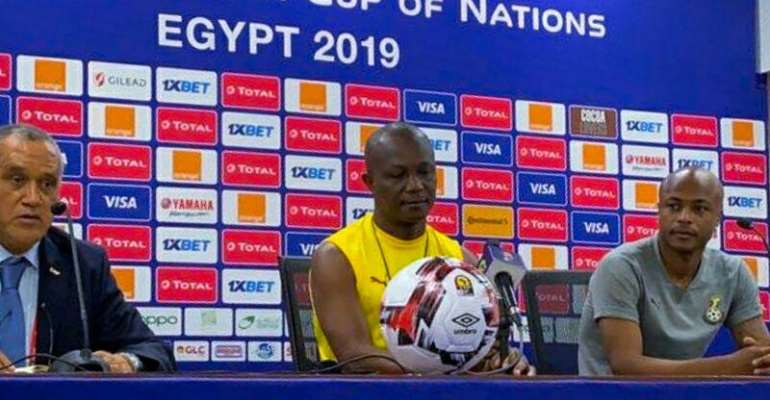 AFCON 2019: Coach Kwesi Appiah Satisfied With Results Against Benin
