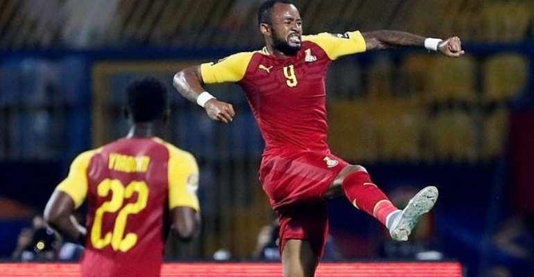 AFCON 2019: We Will Work Hard To Beat Cameroon, Says Black Stars Forward Jordan Ayew